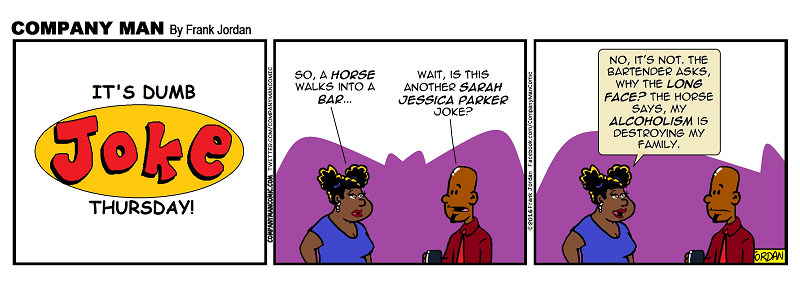 It's #DumbJokeThursday! 6/23/16