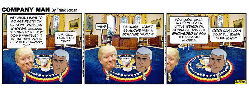 #MikePence is a weirdo! 4/5/17