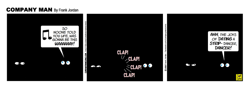 We've ALL done the clap!