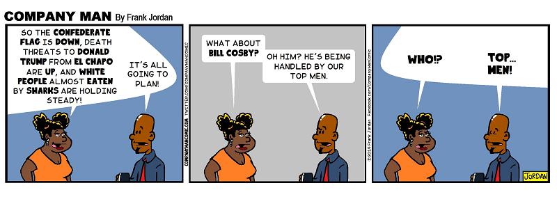 A Black conversation. 7/21/15